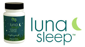 Luna Sleep Logo